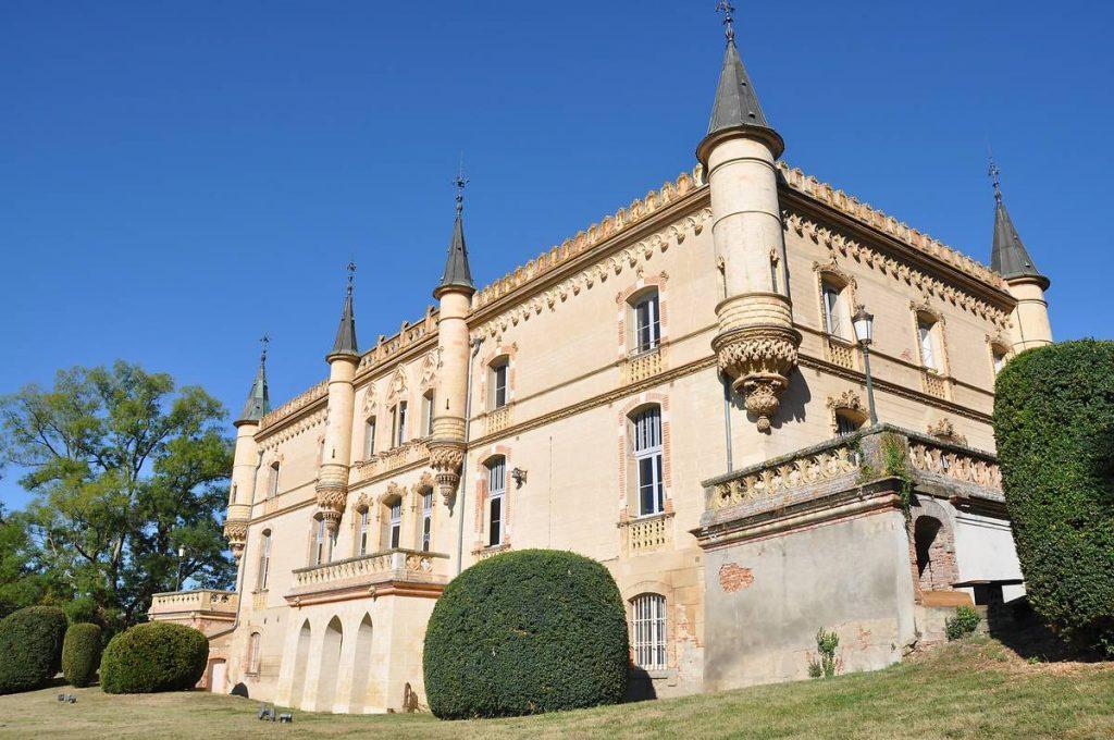 château Launaguet
