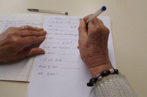 Ateliers mémoire pour les séniors à Launaguet