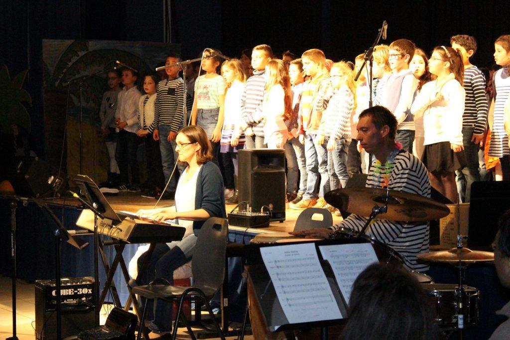 concert école Launaguet