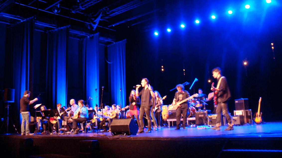 Concert des écoles de musique du nord toulousain