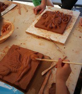 Atelier modelage Launaguet