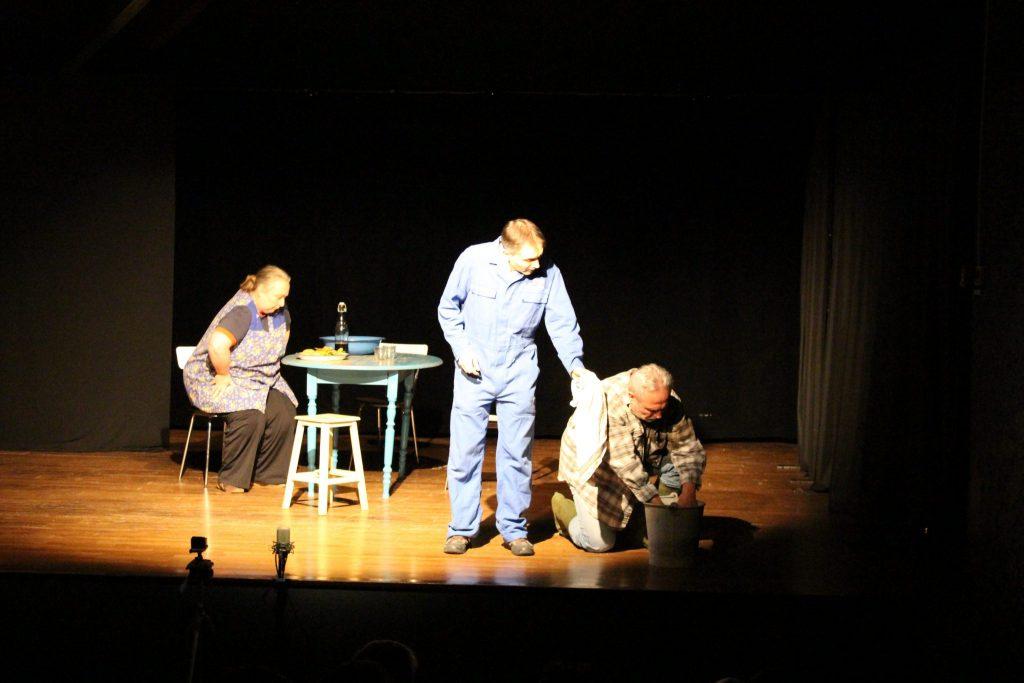 Festival Théâtre d'Hivers : quand le théâtre amateur envahit la ville