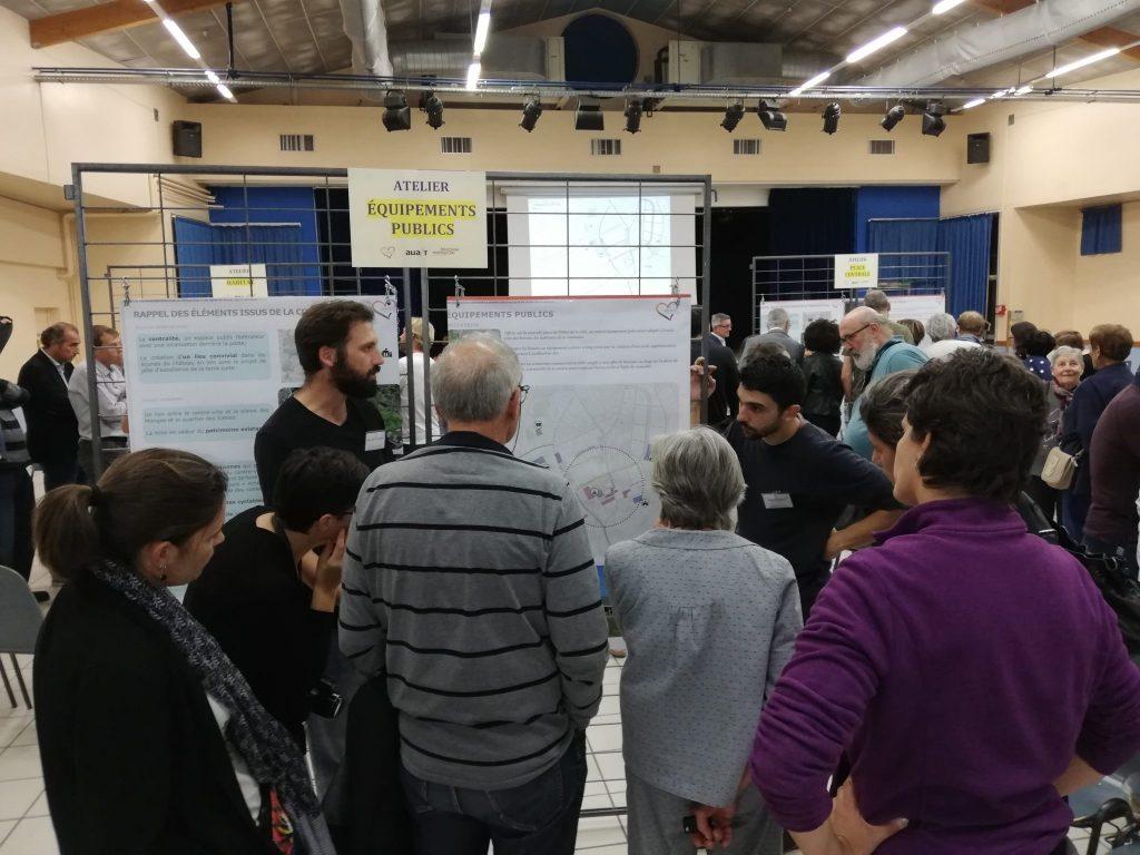 4ème réunion publique - Présentation du projet validé