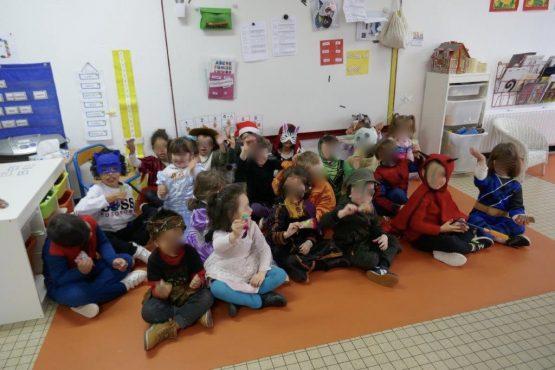 Carnaval de l'école maternelle Jean Rostand
