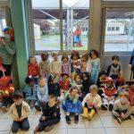 Carnaval de l'école maternelle Jean Rostand (classe de Florence)