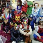 Carnaval de l'école maternelle Jean Rostand (classe de Christel)